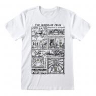 The Legend Of Zelda - T-Shirt Drawings