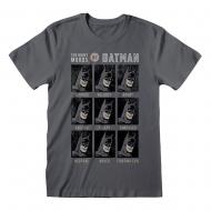 Batman - T-Shirt Many Moods Of Batman