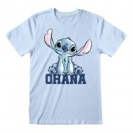Lilo & Stitch - T-Shirt Pastel Stitch