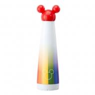 Disney - Bouteille métal Mickey Rainbow