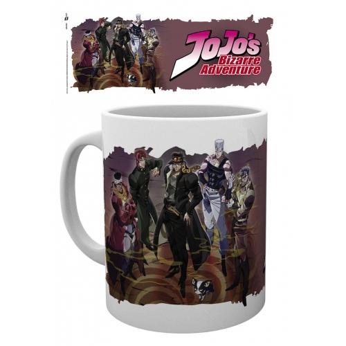 Jojo's Bizarre Adventure - Mug Group