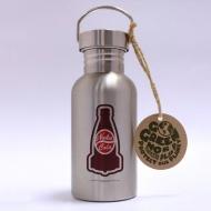 Fallout - Bouteille métal Nuka Cola