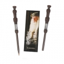 Harry Potter - Set stylo à bille et marque-page Dumbledore