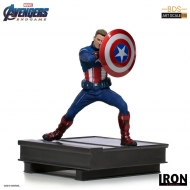 Avengers : Endgame - Statuette BDS Art Scale 1/10 Captain America 2023 19 cm