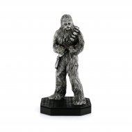 Star Wars - Statuette Pewter Collectible Chewbacca Limited Edition 24 cm