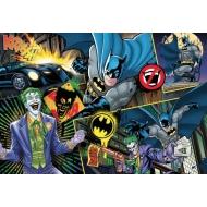 DC Comics - Puzzle Supercolor Batman (104 pièces)