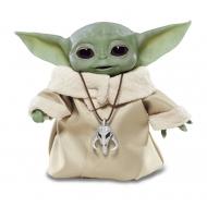 Star Wars The Mandalorian - Figurine électronique The Child Animatronic Edition