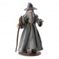 Le Seigneur des Anneaux - Figurine flexible Bendyfigs Gandalf 19 cm