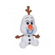 La Reine des neiges 2 - Peluche Chunky Olaf 25 cm