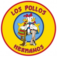 Breaking Bad - Tapis Los Pollos Hermanos 90 x 90 cm
