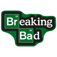 Breaking Bad - Tapis Logo 85 x 55 cm