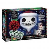 L'Étrange Noël de monsieur Jack - Calendrier de l'avent Pocket POP! L'Étrange Noël de monsieur Jack