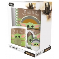 Star Wars The Mandalorian - Set papeterie Premium I'm All Ears