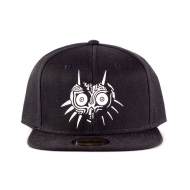 The Legend of Zelda - Casquette Snapback White Majora's Mask
