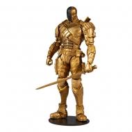 DC Comics - Figurine DC Gaming Arkham Origins Deathstroke 18 cm