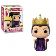 Blanche Neige et les Sept Nains - Figurine POP!  La Reine (Diamond Glitter) 9 cm