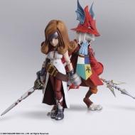 Final Fantasy IX - Figurines Bring Arts Freya Crescent & Beatrix 12 - 16 cm