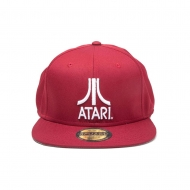 Atari - Casquette Snapback Classic Logo Atari