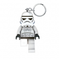 LEGO Star Wars - Porte-clés lumineux Stormtrooper 6 cm