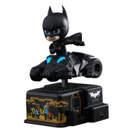 Batman The Dark Knight - Figurine sonore et lumineuse CosRider  13 cm
