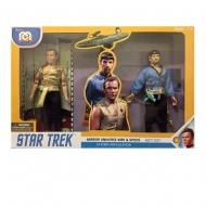 Star Trek - Pack 2 figurines Mirror Universe Spock & Kirk 20 cm