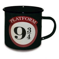 Harry Potter - Mug émail Platform 9 3/4