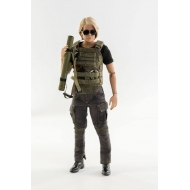 Terminator : Dark Fate - Figurine 1/12 Sarah Connor 14 cm