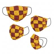 Harry Potter - Masque en tissu Gryffindor