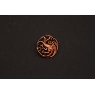 Game of Thrones - Pin's Logo House Targaryen