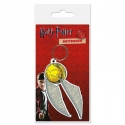 Harry Potter - Porte-clés caoutchouc Snitch 6 cm