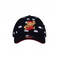 Nintendo - Casquette Super Mario hip hop Cloud Mario