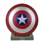 Marvel - Buste tirelire Captain America Shield 25 cm