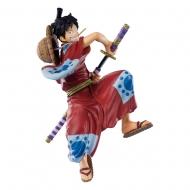 One Piece - Statuette FiguartsZERO Monkey D. Luffy (Luffytaro) 14 cm