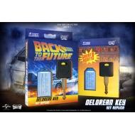 Retour vers le Futur - Réplique 1/1 clé de voiture DeLorean