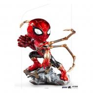 Marvel Avengers Endgame - Figurine Mini Co. PVC Iron Spider 14 cm