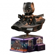 Black Panther - Figurine sonore et lumineuse CosRider Black Panther 15 cm
