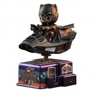 Black Panther - Figurine sonore et lumineuse CosRider Black Panther 15 cm
