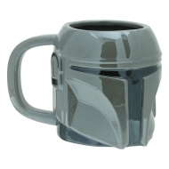 Star Wars The Mandalorian - Mug Shaped The Mandalorian
