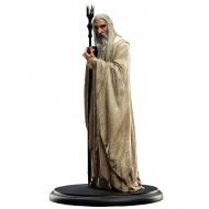 Le Seigneur des Anneaux - Statuette Saroumane 19 cm