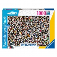 Disney Challenge - Puzzle Mickey Mouse (1000 pièces)