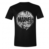 Marvel - T-Shirt Character Circle