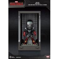 Iron Man 3 - Figurine Mini Egg Attack Hall of Armor Iron Man Mark XXII 8 cm