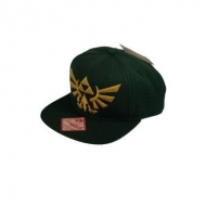The Legend of Zelda - Casquette hip hop Snap Back Embroided Gold Logo