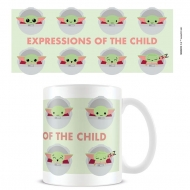 Star Wars The Mandalorian - Mug Expressions Of The Child