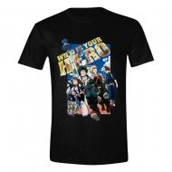 My Hero Academia - T-Shirt Movie Teaser