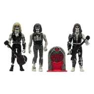 Slayer - Pack 3 figurines ReAction Live Undead 10 cm