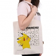 Pokémon - Sac shopping Pikachu