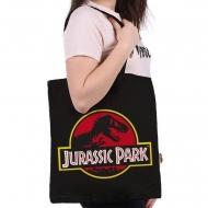 Jurassic Park - Sac shopping Logo Jurassic Park