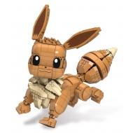 Pokémon - Jeu de construction Mega Construx Wonder Builders Évoli Géant 29 cm