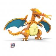 Pokémon - Jeu de construction Mega Construx Wonder Builders Dracaufeu 10 cm